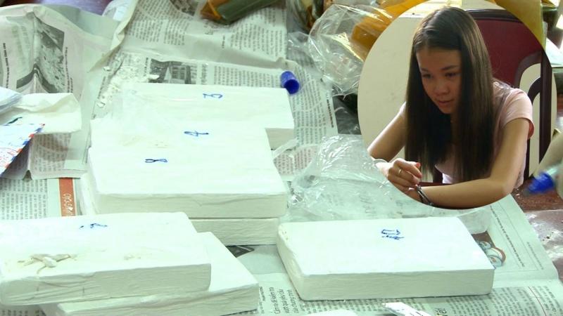 2 đối tượng vận chuyển 10 bánh ma túy từ Điện Biên về Hà Nội bị khởi tố
