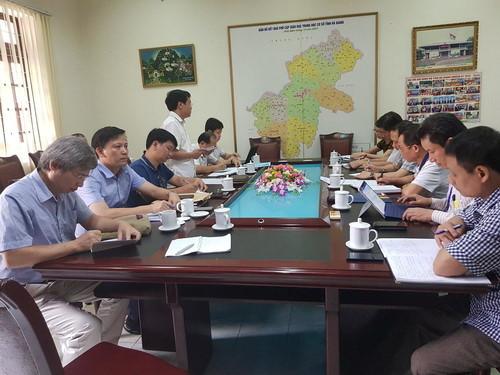 Bộ GD&ĐT khẳng định đã phát hiện sai phạm trong chấm thi THPT quốc gia tại Hà Giang