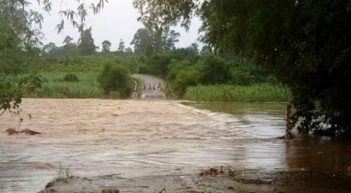 Bão số 3 gây mưa lũ, làm 2 người tử vong tại Hà Tĩnh