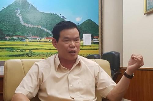 Bí thư tỉnh Ủy Hà Giang Triệu Tài Vinh nói gì về việc con gái được nâng điểm thi THPT quốc gia?