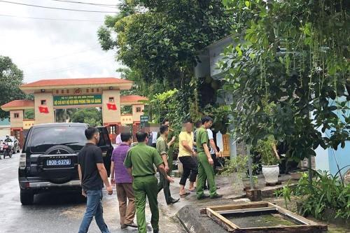 Vụ gian lận điểm thi THPT Quốc gia chấn động ở Hà Giang: Tiến hành khám xét nhà ông Vũ Trọng Lương