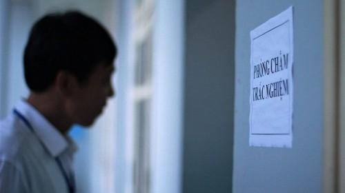 Vụ gian lận điểm ở Hà Giang: Nguyên nhân nào khiến thanh tra bỏ nhiệm vụ giám sát chấm thi