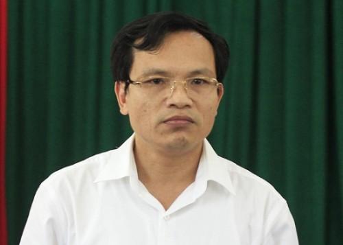 Phó giám đốc Sở Giáo dục và 4 cán bộ liên quan đến sửa điểm bài thi THPT Quốc gia tại Sơn La