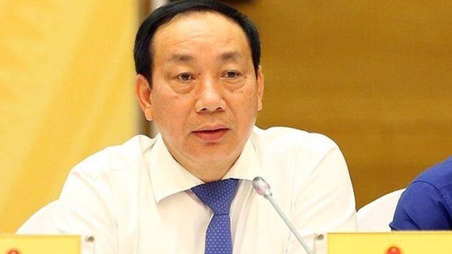 Ban Bí thư kỷ luật Ban cán sự đảng Bộ GTVT và nguyên Thứ trưởng Nguyễn Hồng Trường