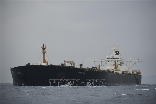 Iran lên tiếng về lý do bắt giữ tàu dầu Anh ở eo biển Hormuz