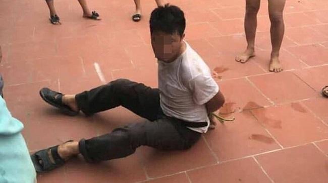 hung yen nghi an be gai bi nguoi la mat dam o tai nha rieng