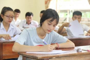 95 bai thi o nghe an thay doi diem sau khi cham phuc khao