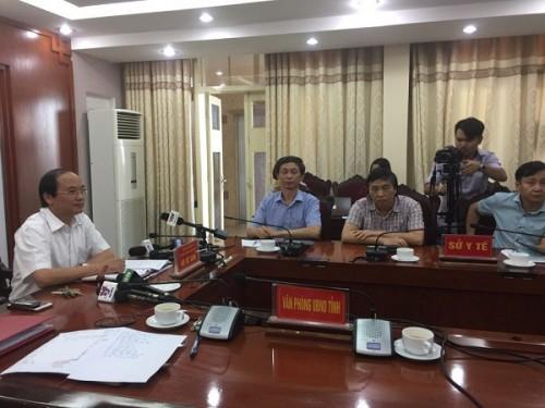 42 trường hợp nhiễm HIV được phát hiện mới trong vụ hàng loạt người nhiễm HIV tại Phú Thọ