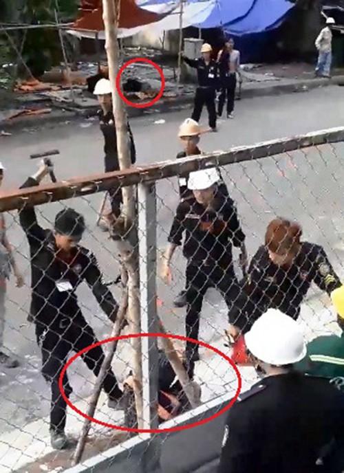 TPHCM: Xác định nguyên nhân nhóm bảo vệ đánh hội đồng 2 công nhân gây xôn xao