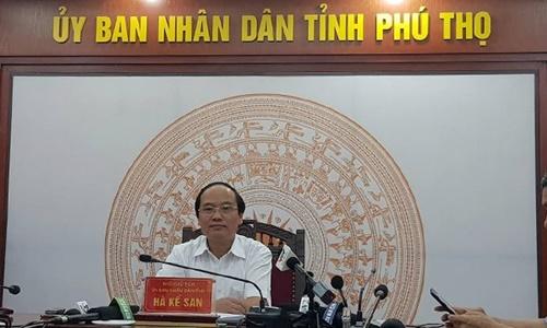Cử chuyên gia Viện Vệ sinh dịch tễ Trung ương tìm nguyên nhân vụ nhiều người nhiễm HIV ở Phú Thọ