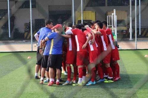 Lịch thi đấu của đội tuyển Olympic Việt Nam tại ASIAD 18 hôm nay 14/8