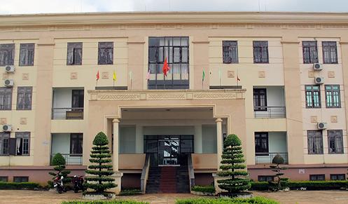 Ủy ban Kiểm tra Trung ương kiểm tra việc bổ nhiệm nhiều cán bộ chủ chốt của tỉnh Ðắk Nông
