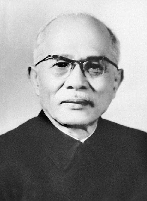 Chủ tịch Tôn Đức Thắng - Tấm gương đạo đức cách mạng sáng ngời