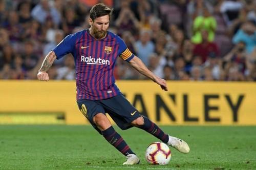 Messi lập cú đúp giúp Barca đại thắng Alaves 3-0 trong vòng đầu La Liga