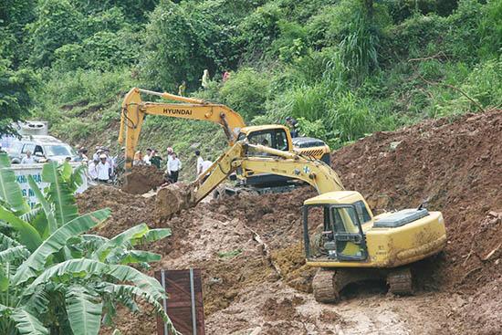 Yên Bái, Sơn La khẩn trương huy động lực lượng tại chỗ khắc phục hậu quả của mưa lũ