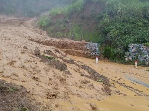 Thanh Hóa: 3 người chết và mất tích do mưa lũ ảnh hưởng từ bão số 4