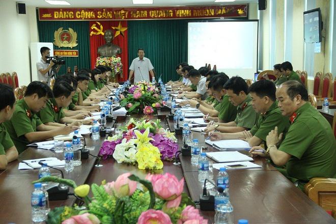 Thứ trưởng Bộ Công an chỉ đạo điều tra, truy bắt hung thủ sát hại 2 vợ chồng ở Hưng Yên