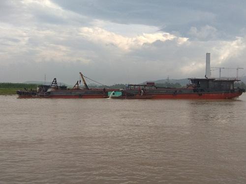 Vụ 2 tàu va chạm trên sông Kinh Thầy, một tàu đắm tại chỗ: Đã vớt xong tàu đắm, thông luồng ngã 3 sông