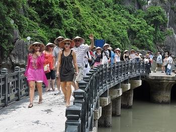 Khách quốc tế đến Việt Nam trong tháng 7/2019 tăng trở lại