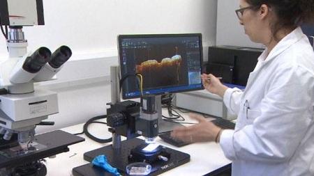 Cảm biến thông minh giúp 'đo đạc' quá trình lành vết thương