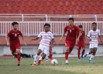 Giải vô địch bóng đá U18 Đông Nam Á 2019: Để thua Campuchia, U18 Việt Nam dừng bước