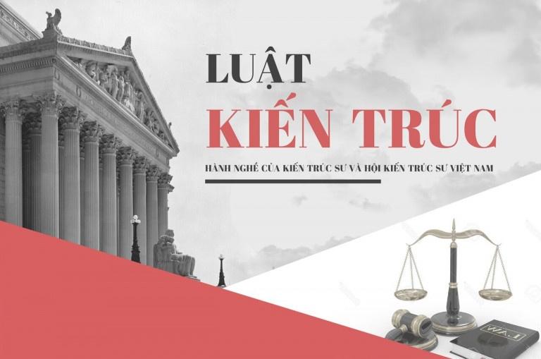 Triển khai thi hành Luật Kiến trúc