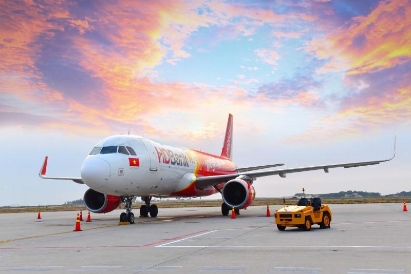 Vietjet mở đường bay thẳng tới Ấn Độ