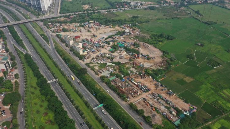 Hà Nội: Ngang nhiên xẻ thịt đất nông nghiệp, chính quyền bất lực?