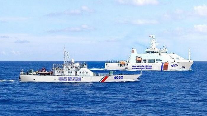 Tăng cường tuyên truyền, phổ biến Luật Cảnh sát biển Việt Nam