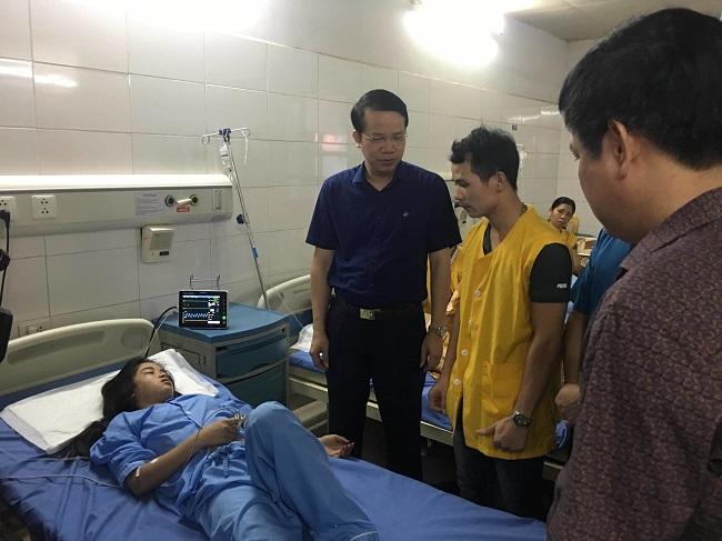 Danh tính các nạn nhân vụ xe máy kẹp 5 đâm dải phân cách làm 4 sinh viên thiệt mạng ở Thái Nguyên