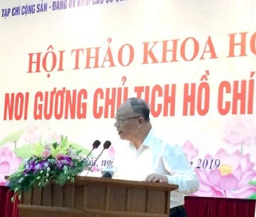 hoc tap va lam theo bac phai bang nhung hanh dong thiet thuc cu the