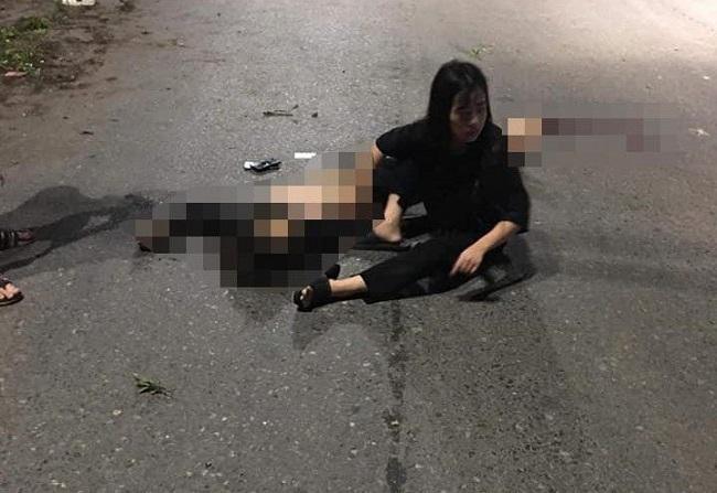 Thái Nguyên: Xe máy 'kẹp' 5 lao vào dải phân cách, 4 sinh viên tử vong