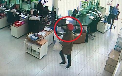 Sau vụ cướp, Khánh Hòa tăng cường an ninh ngân hàng