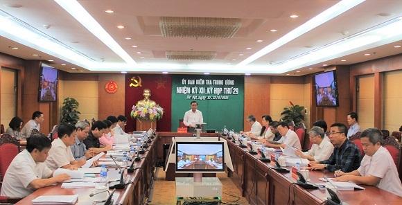 Gây nợ xấu, cựu giám đốc Vietcombank Hà Nội bị kỷ luật bằng hình thức cách chức tất cả các chức vụ trong Đảng