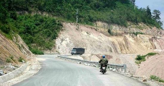 Triển khai Dự án đường nối 2 tỉnh Phú Yên và Gia Lai theo hình thức BT