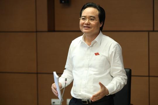 Thủ tướng Chính phủ phê duyệt Bộ trưởng Bộ GD&ĐT làm thành viên UBQG về Chính phủ điện tử