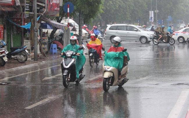 Các tỉnh miền Bắc sẽ đón đợt không khí lạnh thứ 2, gây mưa diện rộng