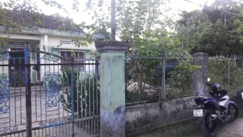 Đà Nẵng: Phát hiện cụ ông tử vong nhiều ngày trong căn nhà cấp 4