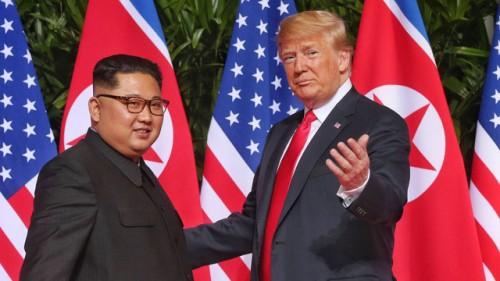 Tổng thống Trump muốn sớm có cuộc gặp thượng đỉnh lần 2 với nhà lãnh đạo Kim Jong-un