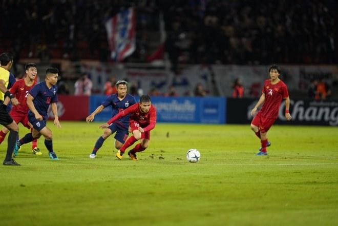 vong loai world cup hoa thai lan 0 0 doi tuyen viet nam gianh 1 diem dau tien
