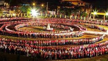 Lễ hội văn hoá du lịch Mường Lò diễn ra từ 20 – 25/9/2019