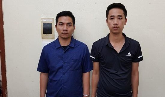 Bắt giữ 2 nghi phạm gây ra vụ nổ ở chung cư Linh Đàm