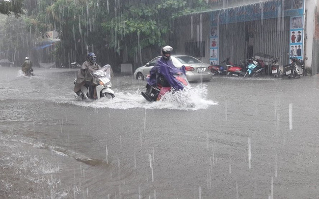 Dự báo thời tiết hôm nay 18/9: Cảnh báo thời tiết cực đoan ở Trung Bộ, Tây Nguyên và Nam Bộ