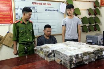 bac kan bat giu 4 doi tuong trong duong day van chuyen trai phep gan 200 banh heroin
