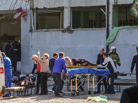 Tấn công đẫm máu ở trường học khiến ít nhất 17 người chết tại Crimea: Phát hiện một thiết bị nổ thứ 2