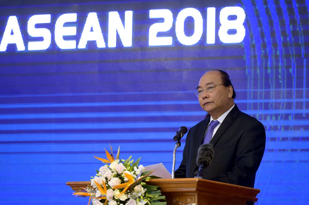 Tổng kết WEF ASEAN 2018, Thủ tướng nêu nhiều 'cái nhất'