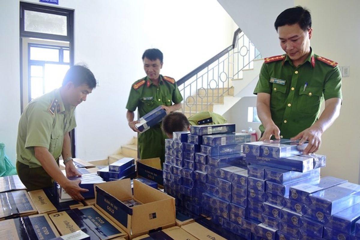 Chi mua tin buôn lậu thuốc lá ngoại tối đa 200 triệu đồng/vụ