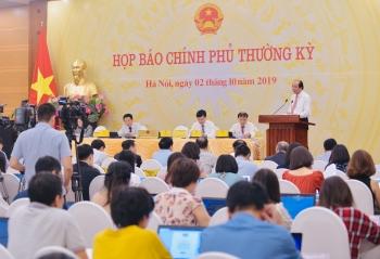 noi dung hop bao chinh phu thuong ky thang 92019