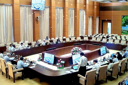 Bảo đảm chuẩn bị tốt cho kỳ họp thứ 8 của Quốc hội