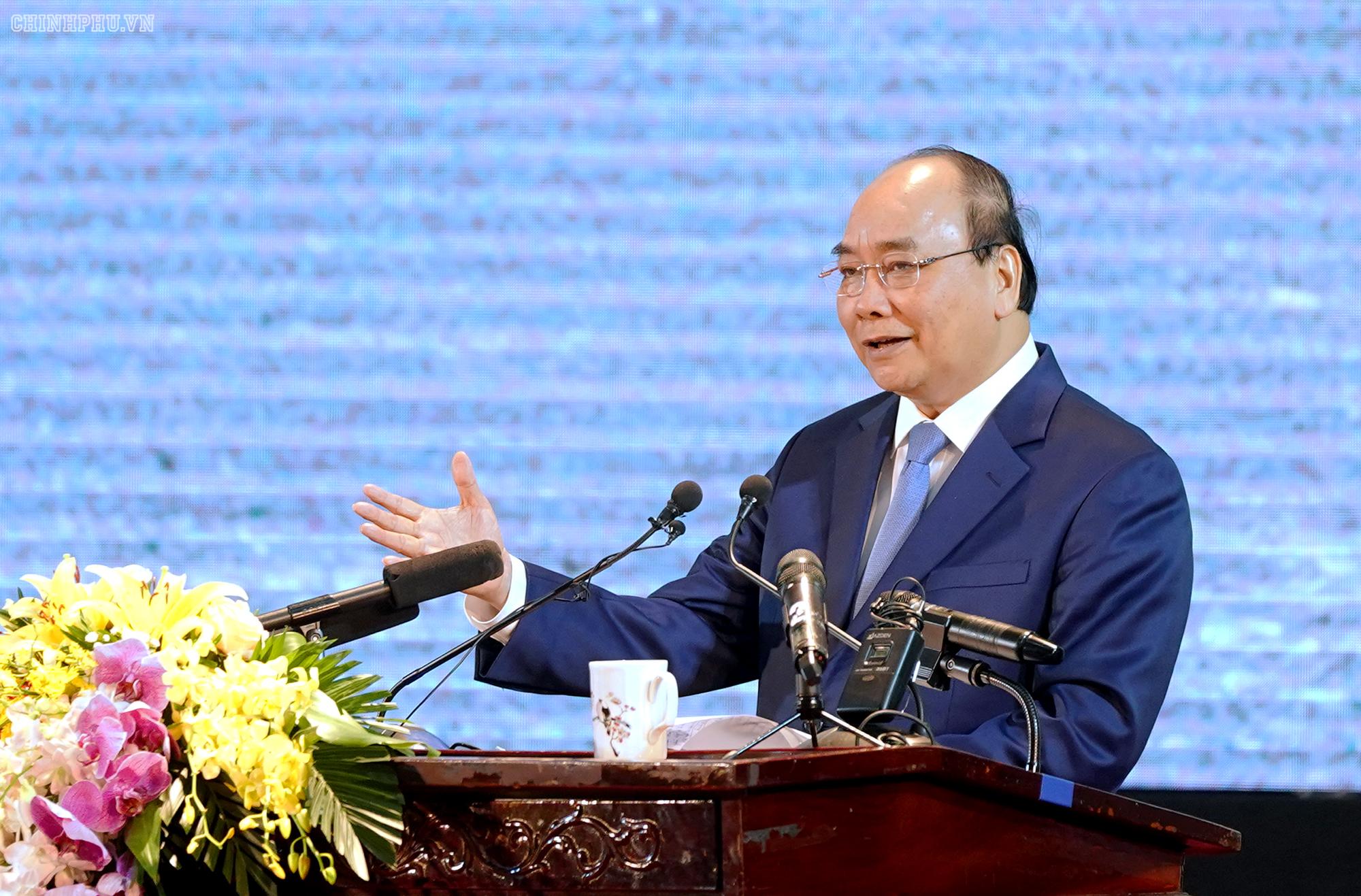 Thủ tướng: Phải mạnh dạn, quyết tâm, dám đặt mục tiêu cao hơn